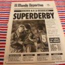 Coleccionismo deportivo: MUNDO DEPORTIVO(20-1-92)!! BARÇA 4 ESPAÑOL 3 !!! LAUDRUP, MILAN Y VAN BASTEN.WATERPOLO.. Lote 160772586