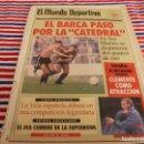 Coleccionismo deportivo: MUNDO DEPORTIVO(26-1-92)ATH.BILBAO 0 BARÇA 2,XXVI SUPER BOWL,COPA AMERICA 1992. Lote 160772766