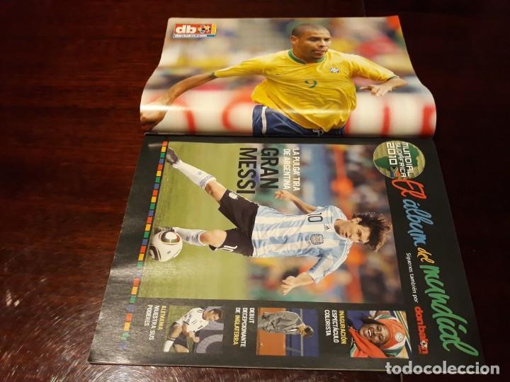 Coleccionismo deportivo: REVISTA DON BALON Nº 1807 - PIQUÉ , LLEGA LA HORA DE LA ROJA - ESPECIAL MUNDIAL SUDÁFRICA 2010 - Foto 2 - 160780162