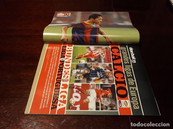 Coleccionismo deportivo: REVISTA DON BALÓN Nº 1816 - REAL MOU - POSTER ADRIANO BARCELONA C.F - Foto 2 - 160795134