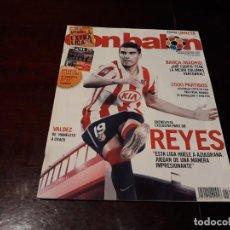 Coleccionismo deportivo: REVISTA DON BALON Nº 1821 - REYES , ENTREVISTA - 2500 PARTIDOS -POSTER URRETA DEPORTIVO. Lote 160797214