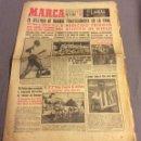 Coleccionismo deportivo: DIARIO MARCA. JUNIO 1960. AT MADRID, AT BILBAO .... Lote 160802614