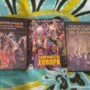 Coleccionismo deportivo: 4 DVD FC. BARCELONA. Lote 160848938