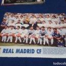 Coleccionismo deportivo: MINI POSTER LIGA 95 - 96 ( REAL MADRID ) 1995 - 1996. Lote 160892066