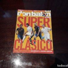 Coleccionismo deportivo: REVISTA DON BALÓN Nº 1867 - SUPERCLASICO - FINAL SUPERCOPA DE ESPAÑA -REAL MADRID BARCELONA. Lote 160996674