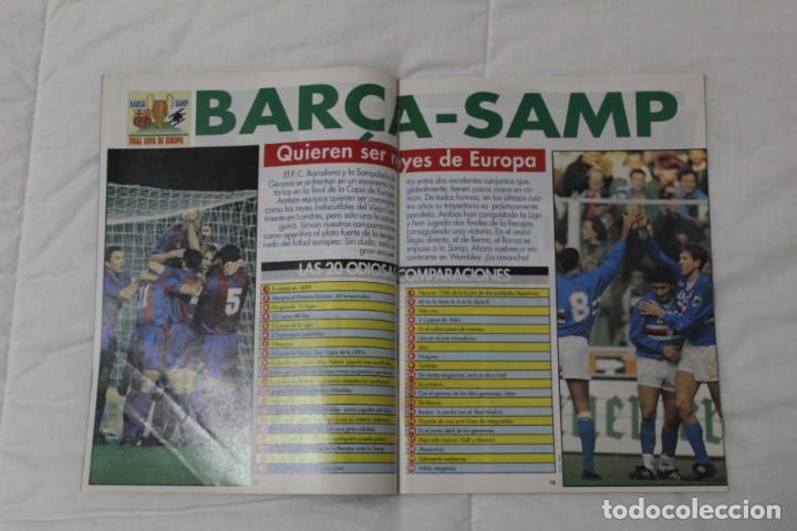 Coleccionismo deportivo: REVISTA DON BALÓN. Nº 864 y 865. CAMPEÓN BARCELONA. PRIMERA COPA DE EUROPA (1992) - Foto 4 - 161796306