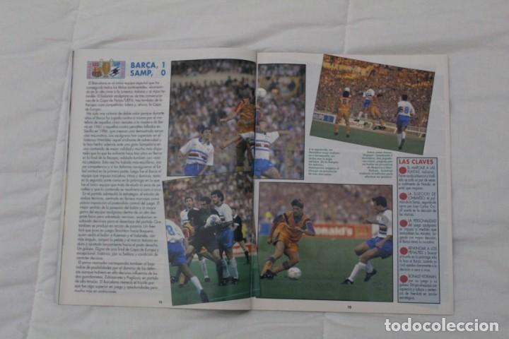 Coleccionismo deportivo: REVISTA DON BALÓN. Nº 864 y 865. CAMPEÓN BARCELONA. PRIMERA COPA DE EUROPA (1992) - Foto 5 - 161796306