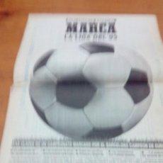 Coleccionismo deportivo: SUPLEMENTO ESPECIAL MARCA LA LIGA DEL 93. EST1B1. Lote 162004454