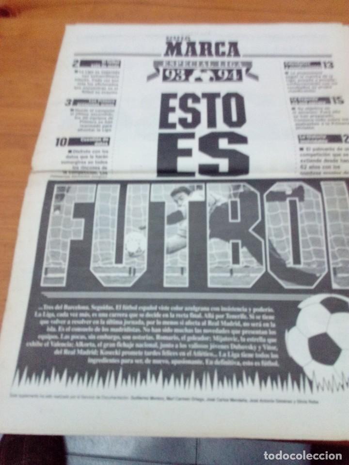GUIA MARCA. ESPECIAL LIGA 93 94. EST1B1 (Coleccionismo Deportivo - Revistas y Periódicos - Marca)