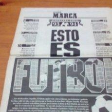 Coleccionismo deportivo: GUIA MARCA. ESPECIAL LIGA 93 94. EST1B1. Lote 162005018