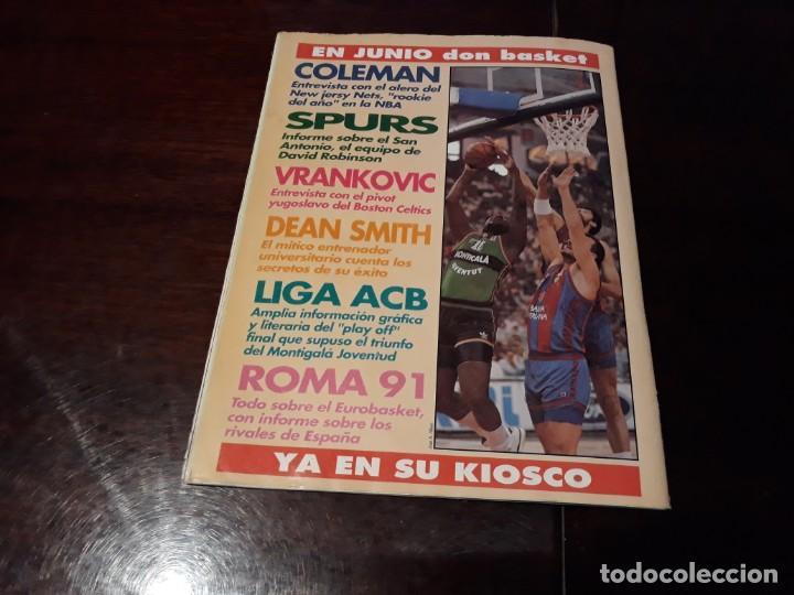 Coleccionismo deportivo: REVISTA DON BALON Nº 818 - HUGO SANCHEZ , ENTREVISTA A FONDO - - Foto 6 - 162025702