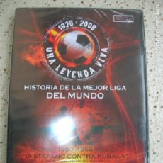 Coleccionismo deportivo: DVD DE MARCA DI STEFANO CONTRA KUBALA. Lote 162280806