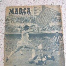 Coleccionismo deportivo: SUPLEMENTO GRAFICO DE LOS DEPORTES MARCA N,889 DEL AÑO 1959 PORTADA. Lote 162310526