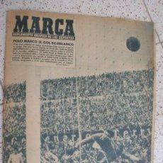 Coleccionismo deportivo: SUPLEMENTO GRAFICO DE LOS DEPORTES MARÇA N,888 DE 1959 . Lote 162310714