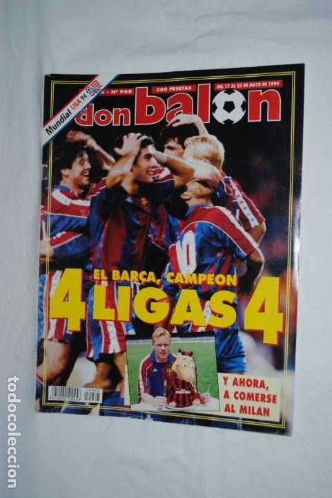 DON BALON MUNDIAL 94 (Coleccionismo Deportivo - Revistas y Periódicos - Don Balón)