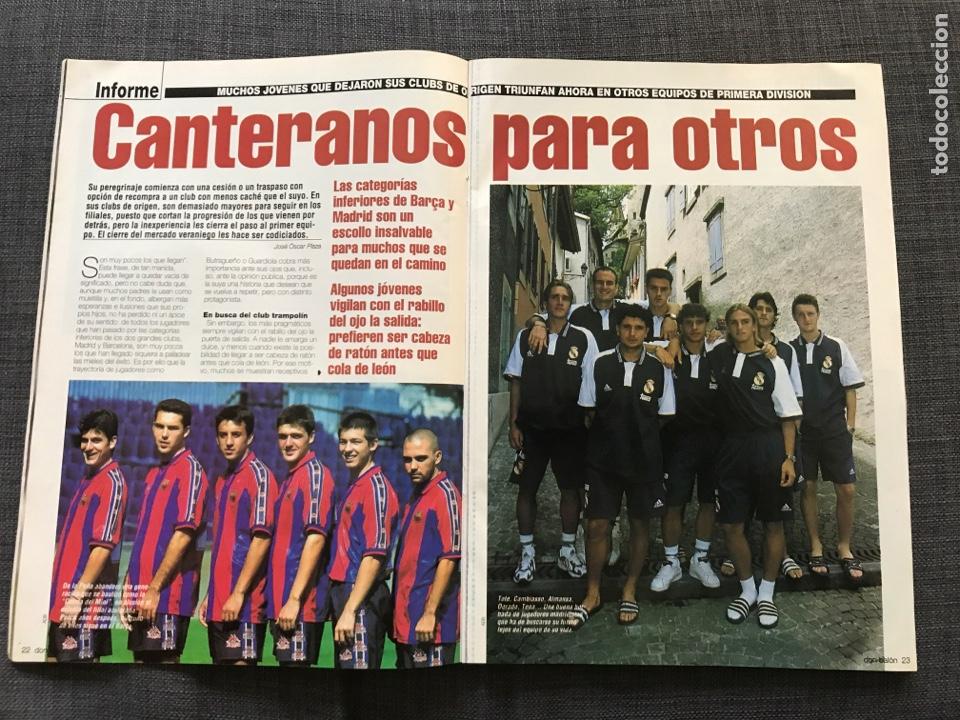 Coleccionismo deportivo: Don balón 1350 - Guardiola - Xavi Hernández - Barcelona - Foto 4 - 163577140