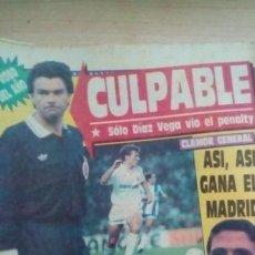 Coleccionismo deportivo: DIARIO SPORT - CLEMENTE - 18/10/1988. Lote 163584666