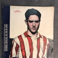 Coleccionismo deportivo: FÚTBOL. MARCA, REVISTA SUPLEMENTO GRÁFICO AÑO III. NO.108 (A.1944). Lote 163789381