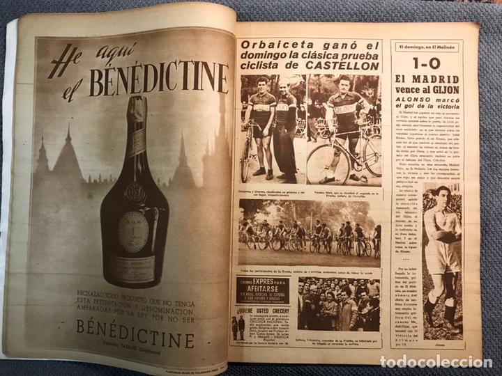 Coleccionismo deportivo: FÚTBOL. MARCA, Revista suplemento gráfico AÑO III. No.108 (a.1944) - Foto 4 - 163789381