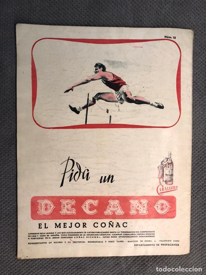 Coleccionismo deportivo: FÚTBOL. MARCA, Revista suplemento gráfico AÑO III. No.108 (a.1944) - Foto 8 - 163789381