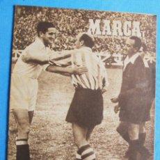 Coleccionismo deportivo: MARCA. SEMANARIO GRÁFICO DE LOS DEPORTES. 26 DE ABRIL 1949. COPA DEL GENERALÍSIMO.. Lote 164077226