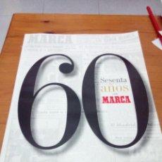 Coleccionismo deportivo: 60 SESENTA AÑOS CON MARCA. ANIVERSARIO EST3B2. Lote 164599586