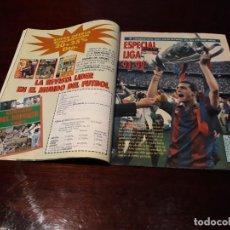 Coleccionismo deportivo: ESPECIAL LIGA DE ESPAÑA 1991-92. Lote 164913602