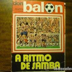 Coleccionismo deportivo: REVISTA 15 AÑO II ENERO 1976 -POSTER CENTRAL AT.MADRID-CAMPEON INVIERNO -REINA,AYALA... Lote 164931242