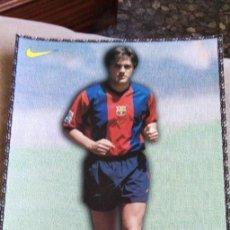 Coleccionismo deportivo: LÁMINA F.C. BARCELONA, ROGER. Lote 165182226