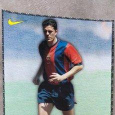 Coleccionismo deportivo: LÁMINA F.C. BARCELONA, ÓSCAR. Lote 165182582