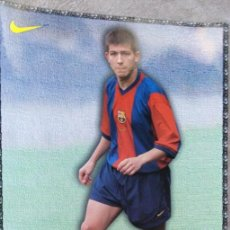 Coleccionismo deportivo: LÁMINA F.C. BARCELONA, CELADES. Lote 165182666