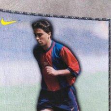 Coleccionismo deportivo: LÁMINA F.C. BARCELONA, XAVI. Lote 165182818