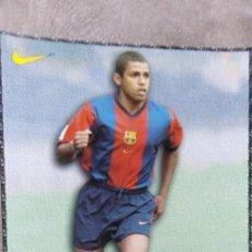 Coleccionismo deportivo: LÁMINA F.C. BARCELONA, ANDERSON. Lote 165183122
