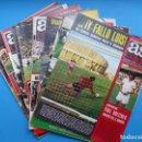 Coleccionismo deportivo: 10 ANTIGUAS REVISTAS DIFERENTES AS COLOR - AÑOS 70, VER DESCRIPCION Y FOTOS ADICIONALES. Lote 165366102