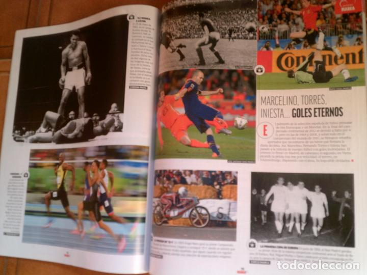 Coleccionismo deportivo: marca suplemento especial 1938,2018 138 paginas a todo color - Foto 2 - 165899602
