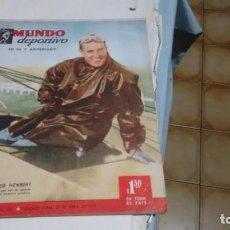 Coleccionismo deportivo: MUNDO DEPORTIVO - NUMERO 263 -. Lote 165980318