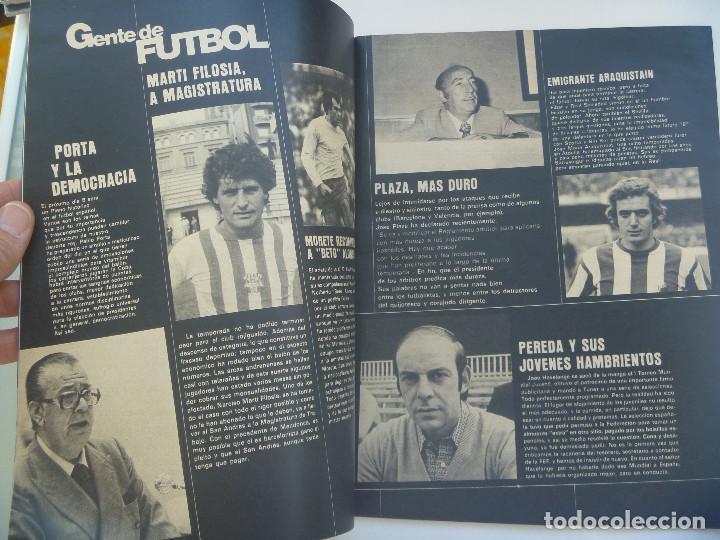 Coleccionismo deportivo: DON BALON , Nº 91 , 1977 : TODO COLOR SOBRE EL EUROBETIS - Foto 2 - 166004622