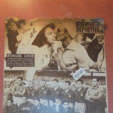 Coleccionismo deportivo: REVISTA - VIDA DEPORTIVA Nº 409 - AÑO X - 13 JULIO 1953 - TRIUNFAMOS EN CHILE , TOUR DE FRANCIA . Lote 166005934