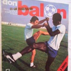 Collectionnisme sportif: DON BALÓN REVISTA Nº 98 AGOSTO 1977 - CRUYFF, LAUDA, PLATINI, EL SEVILLA, POR SEVILLANAS, . Lote 166426242