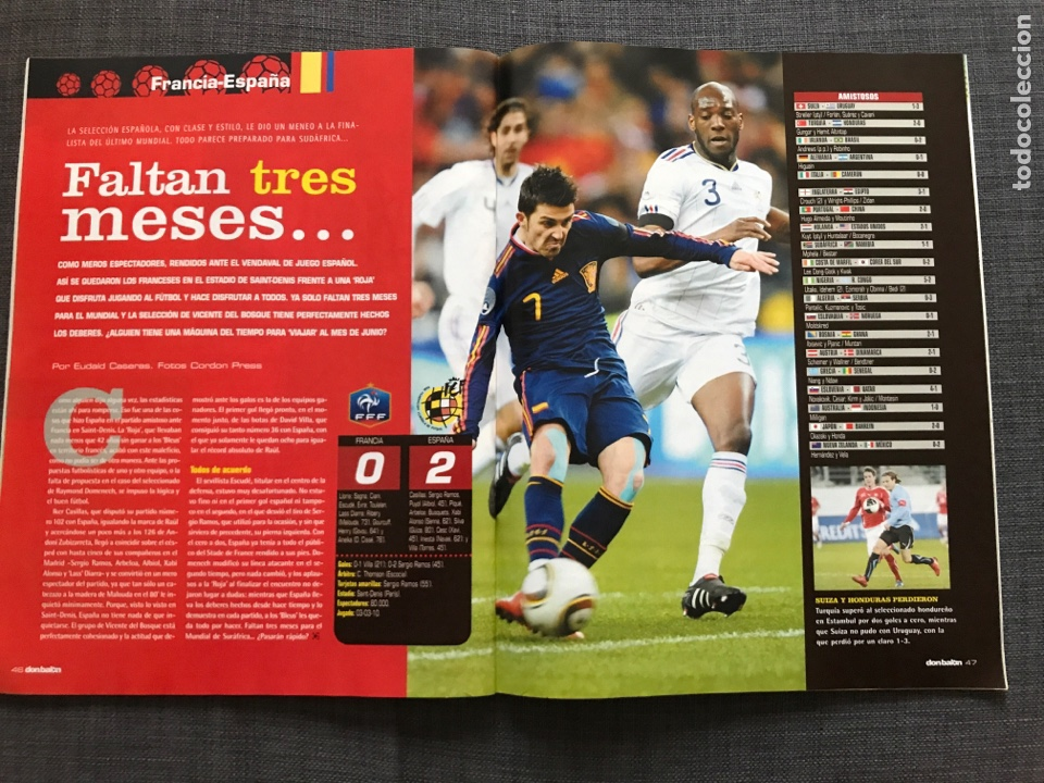 Coleccionismo deportivo: Don balón 1793 - Canales - Póster Rooney - Banega - Eto'o - Ibrahimovic - España - Foto 5 - 167159978