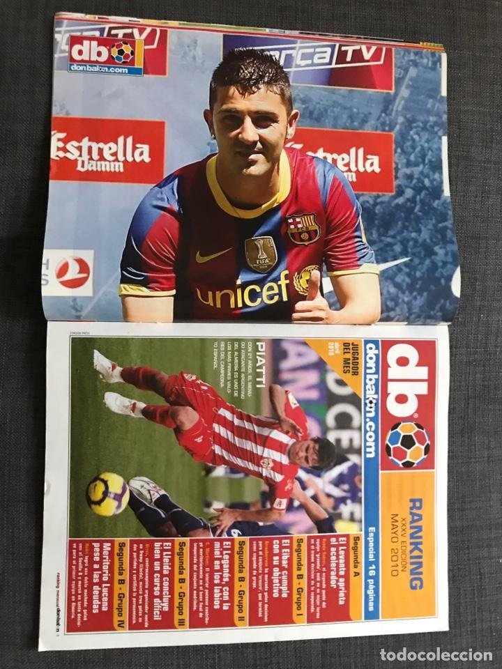 Coleccionismo deportivo: Don balón 1806 - Especial Mundial Sudáfrica 2010 - España - Xabi Alonso - Póster Villa - Kempes - Foto 4 - 167161801