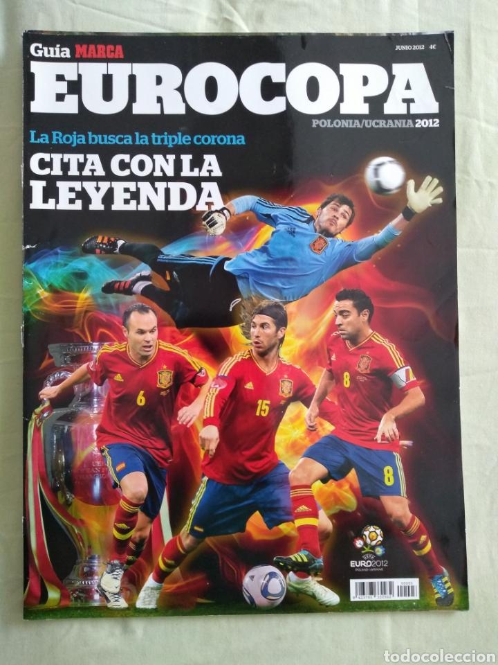 GUÍA MARCA EUROCOPA 2012 (Coleccionismo Deportivo - Revistas y Periódicos - Marca)
