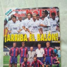 Coleccionismo deportivo: DON BALÓN 1033 PÓSTER LUIS FIGO. Lote 167721813