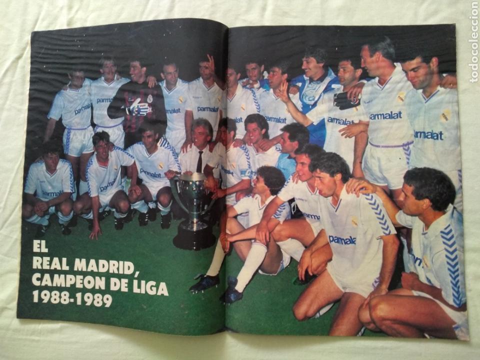 Coleccionismo deportivo: As color 177 Extra liga 1988-89 Póster incluido - Foto 2 - 167723210