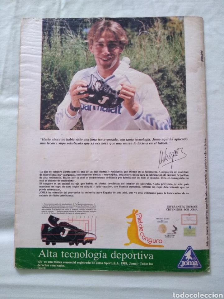 Coleccionismo deportivo: As color 177 Extra liga 1988-89 Póster incluido - Foto 3 - 167723210