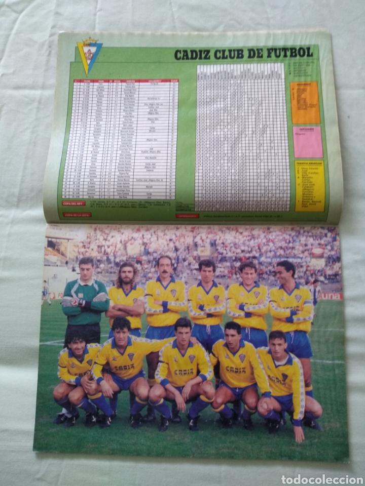 Coleccionismo deportivo: As color 177 Extra liga 1988-89 Póster incluido - Foto 4 - 167723210