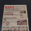 Coleccionismo deportivo: MARCA N°734. 4/04/1945. MADRID TRIUNFO EN RUGBY TRIUNFO DEL ESPAÑOL EN OVIEDO ATLETICO AVIACION PACO. Lote 168155522