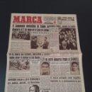 Coleccionismo deportivo: MARCA N°747. 19/04/1945. CAMPEONATO MOTORISTA DE ESPAÑA ROMERO VENCIO A LUIS FERNANDEZ ARTURO POMAR. Lote 168165916