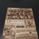 Coleccionismo deportivo: MARCA N°118. 27/02/1945. ATLETICO AVIACION GIJON OVIEDO CASTELLON MADRID SEVILLA LISBOA VENCE AL MAD. Lote 168185648