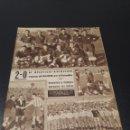 Coleccionismo deportivo: MARCA N°118. 27/02/1945. ATLETICO AVIACION GIJON OVIEDO CASTELLON MADRID SEVILLA LISBOA VENCE AL MAD. Lote 168186429